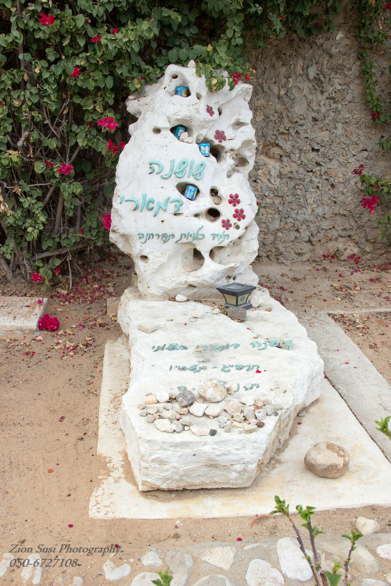 קברה של שושנה דמארי