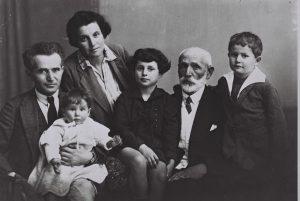 משפחת בן גוריון