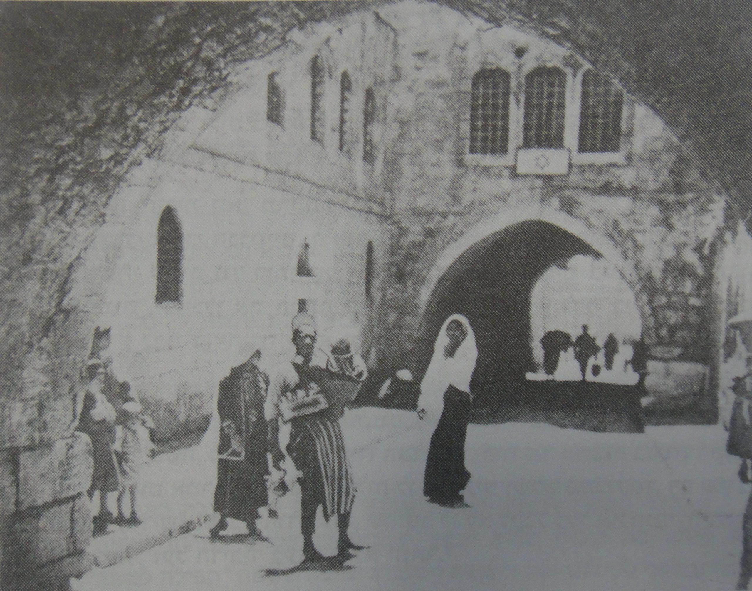 בית ויטנברג בשנת ה'תר