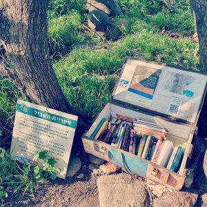 ספריית השביל בתל דן