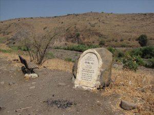 אנדרטה לזכר גיא גמליאלי ז