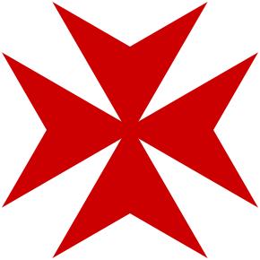 """""""הצלב המלטזי"""", סמל המסדר ההוספיטלרי"""