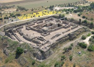 המבצר הצלבני בכוכב הירדן