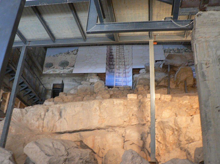 פיר וורן: אזור המגדלים ובריכת האגירה מתקופת הברונזה