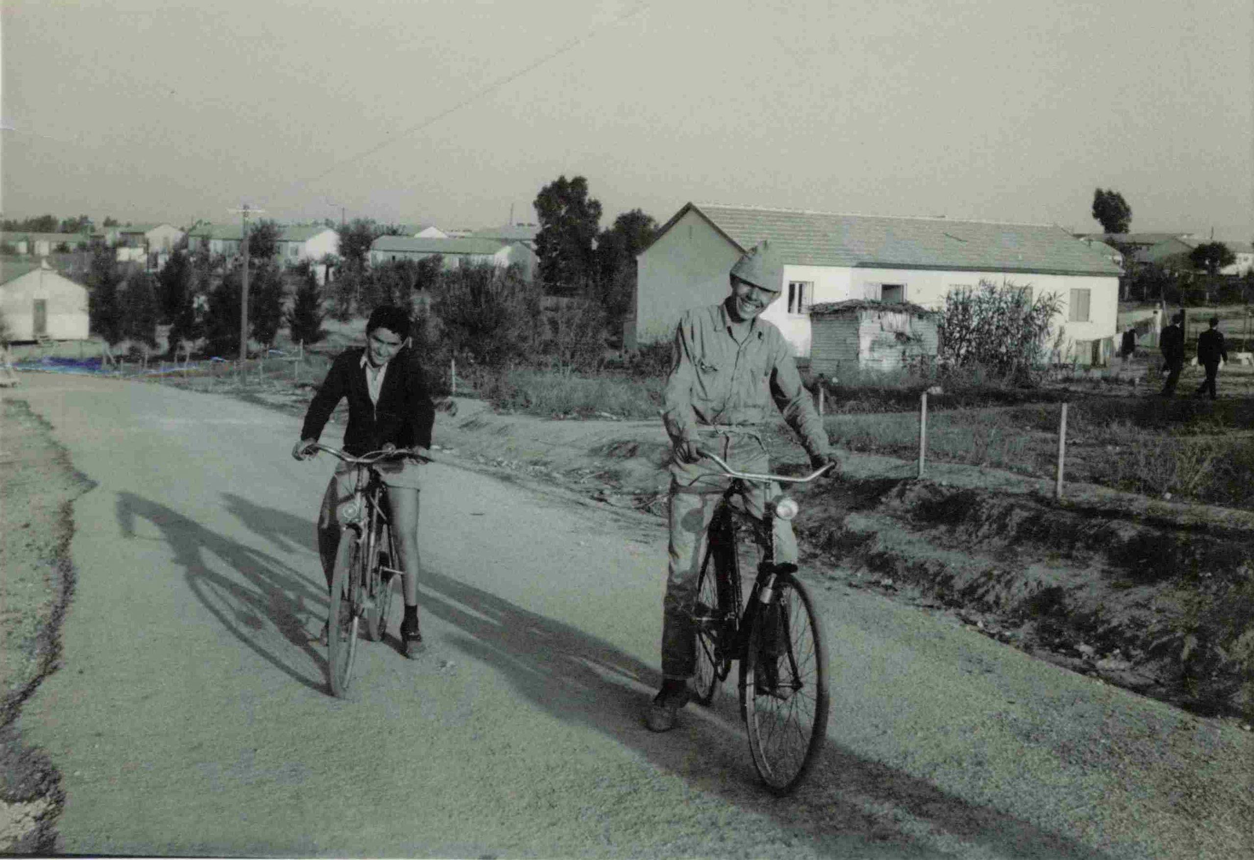 נתיבות בשנות ה־60