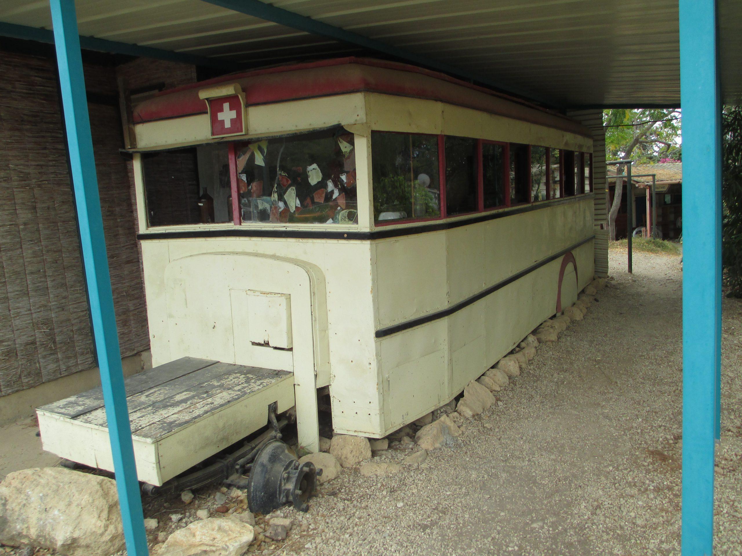 האוטובוס השווייצרי בנס עמים