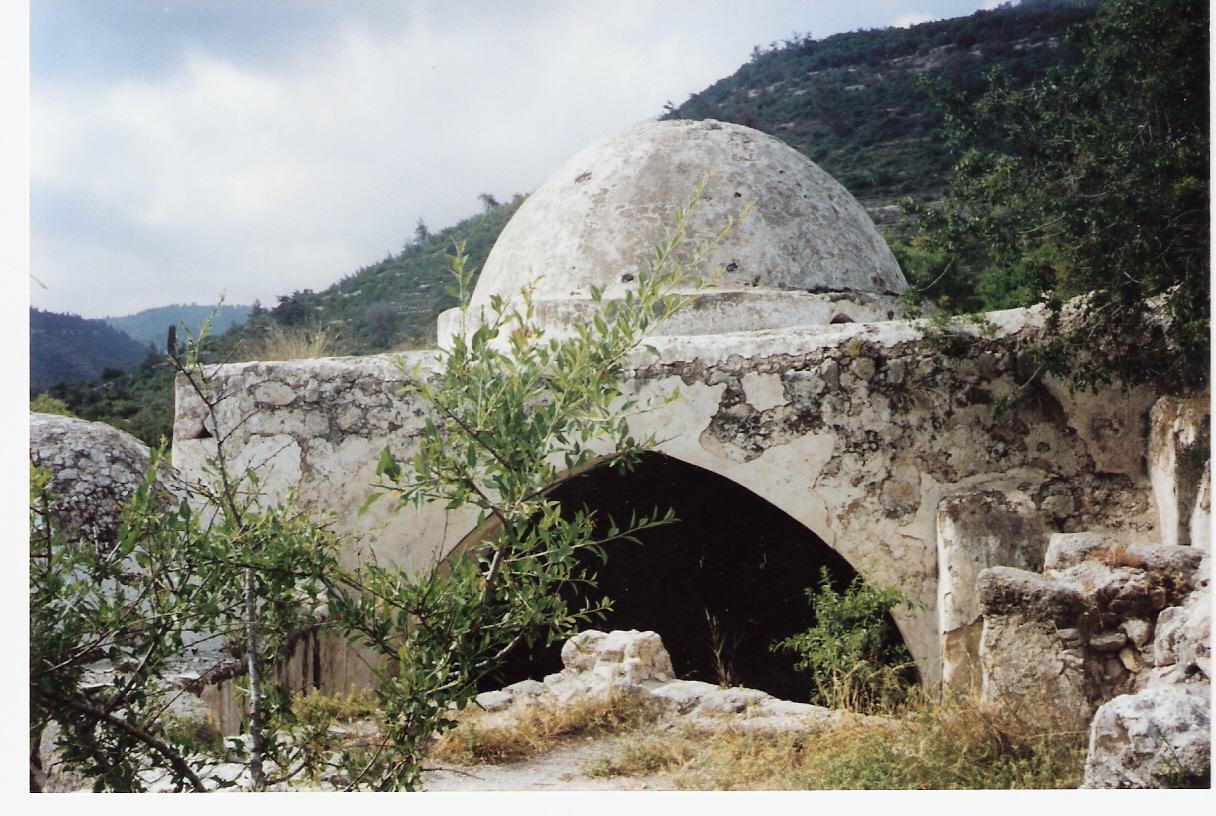 קבר שיח' באדר בדיר א-שיח'