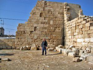 בית הכנסת באשתמוע, 2009