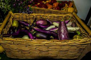 חלק מהתוצרת החקלאית אשר נחקרת במרכז ויידר