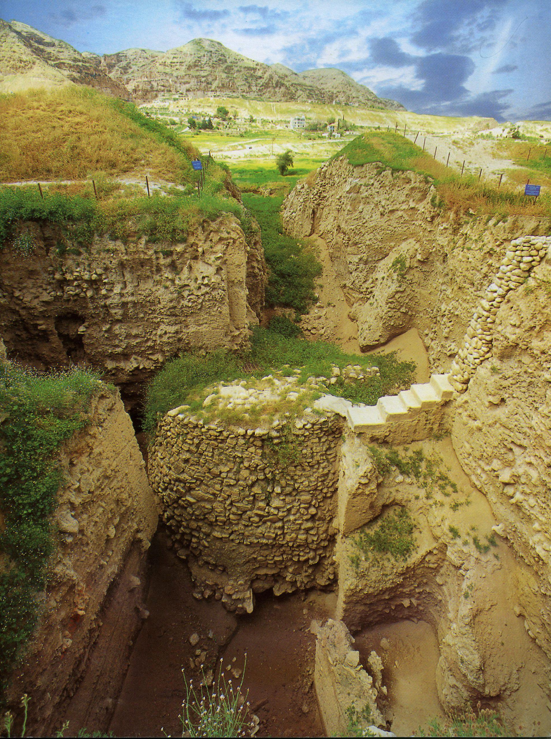 מגדל יריחו בתל א-סולטאן
