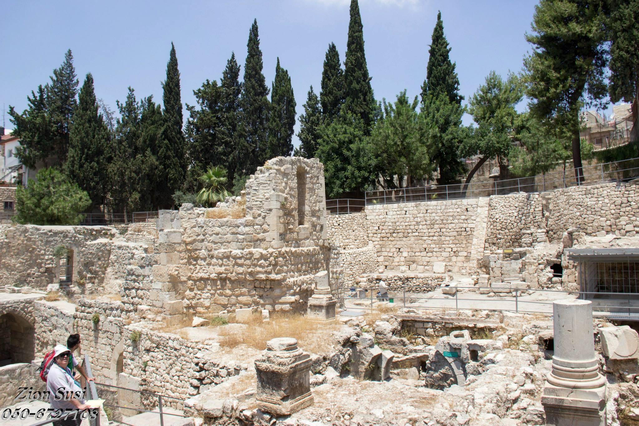 מארק טווין בארץ ישראל
