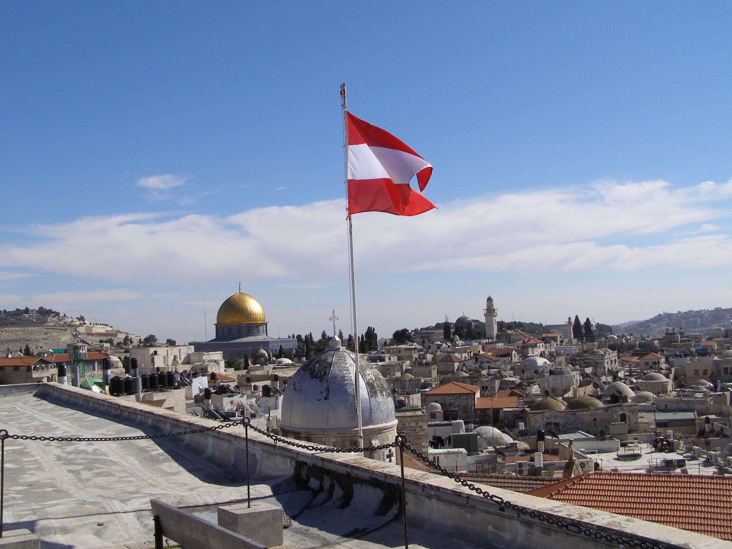 בעקבות מלונות היסטוריים בירושלים