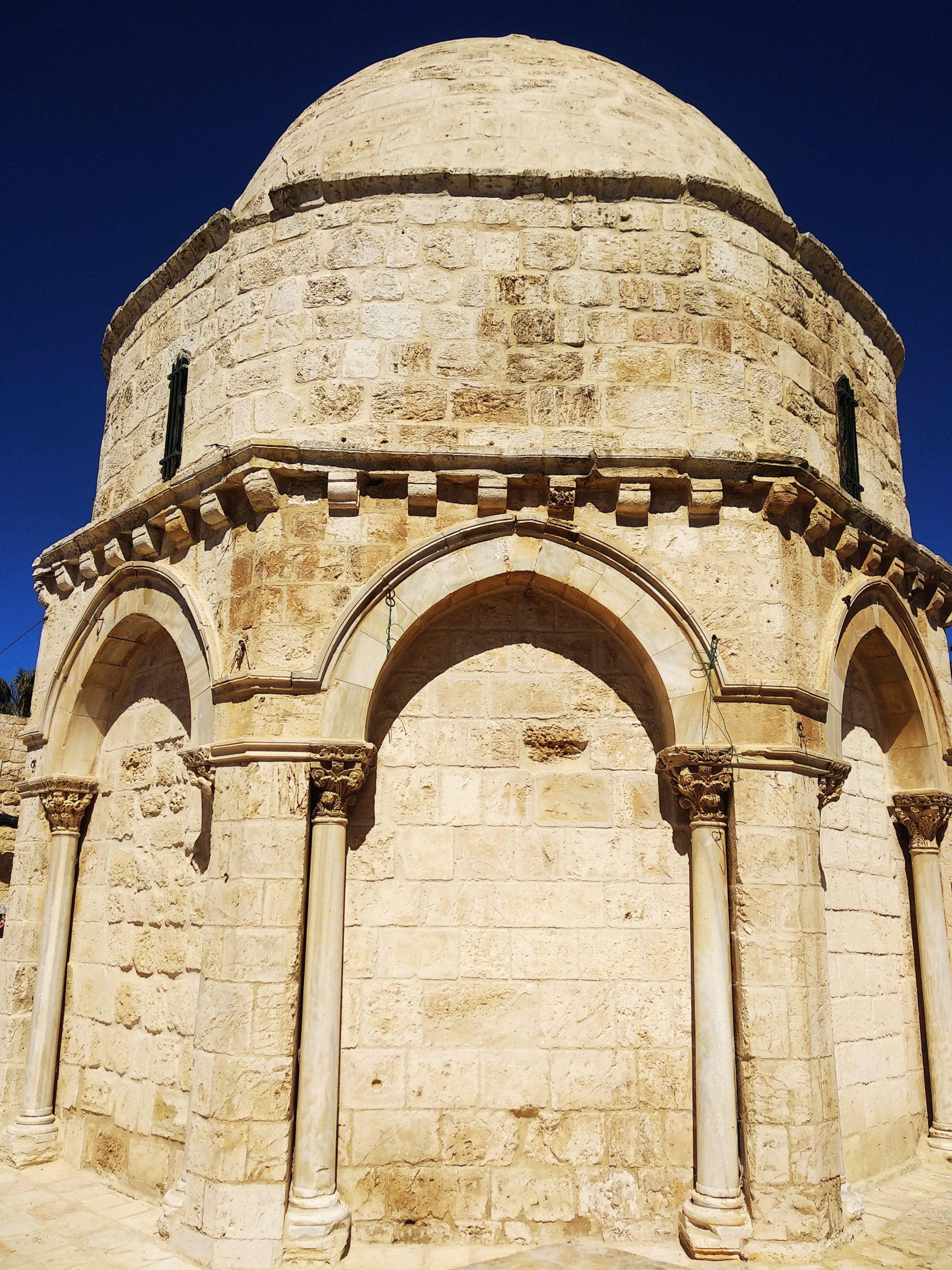 כנסיות בהר הזיתים