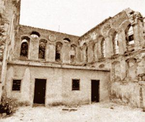 בית הכנסת בימי חורבנו