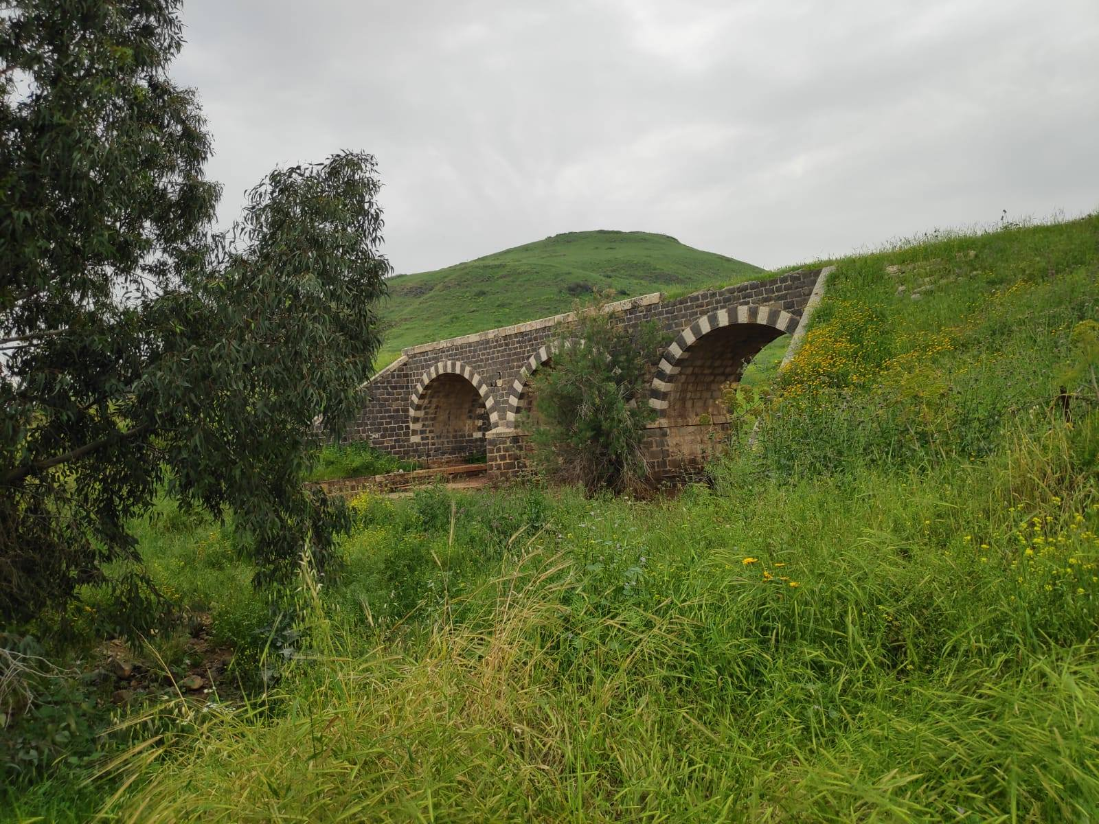 גשר הרכבת