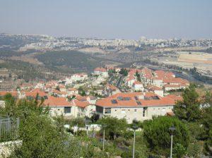 מערב ירושלים ועמק הארזים