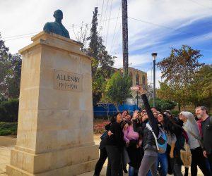 אנדרטה לזכר אלנבי