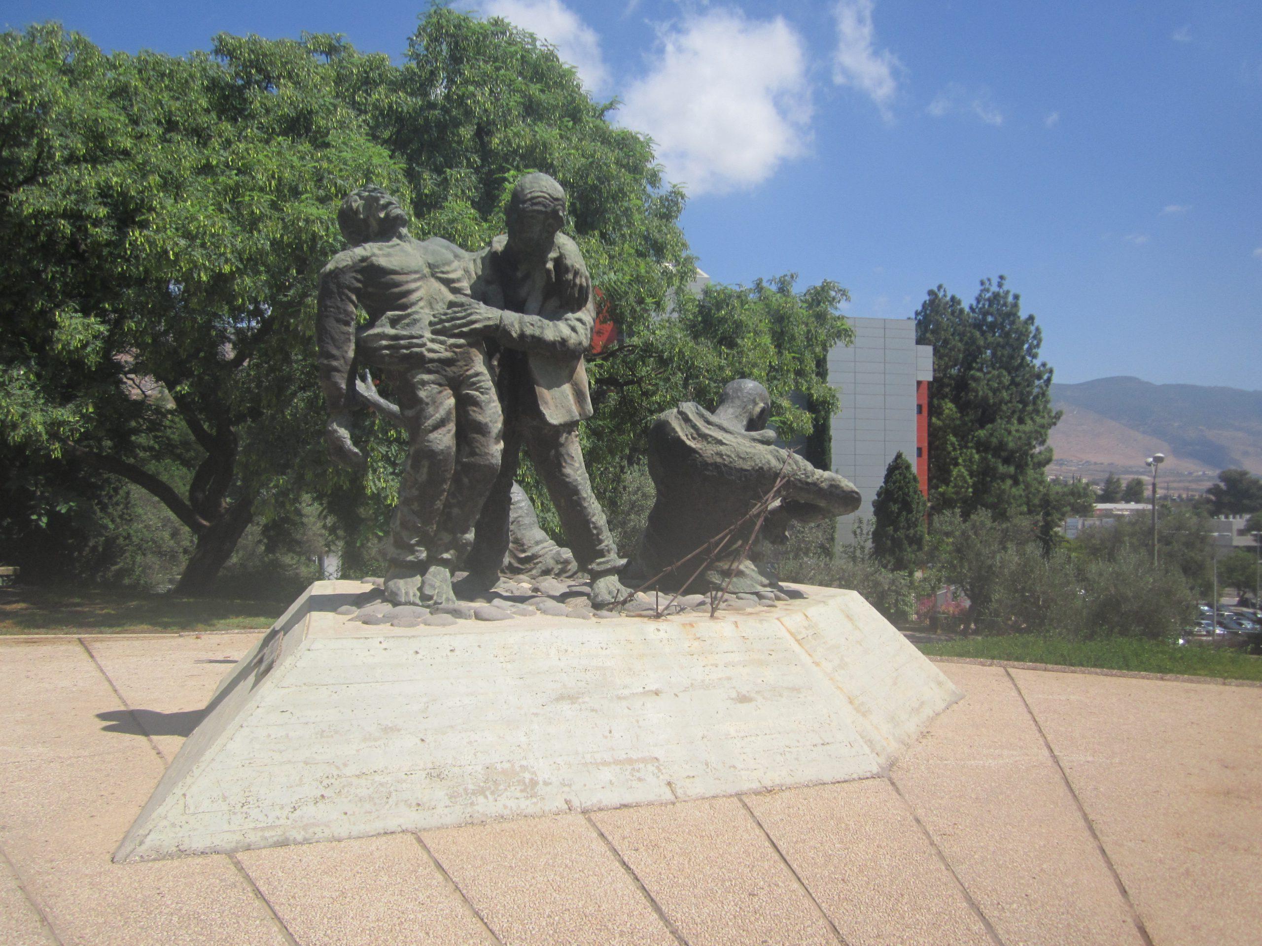 פסל משואה לתקומה